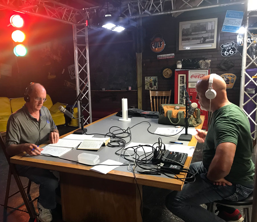 Fields Brothers podcast